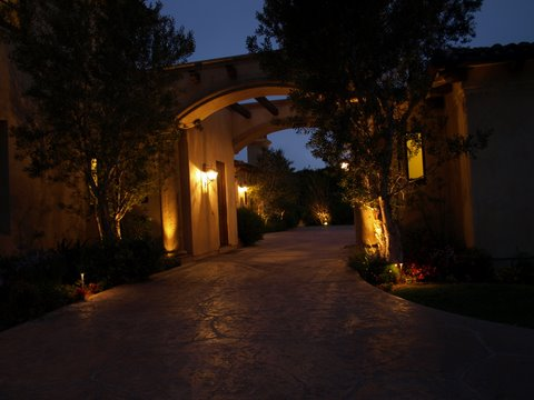 Exterior Lighting Thousand Oaks Modern Outdoor  Lighting