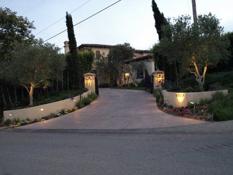 Exterior Lighting Thousand Oaks