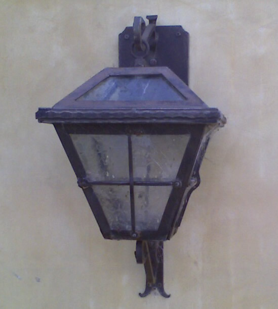 Exterior Lighting Thousand Oaks Sconce